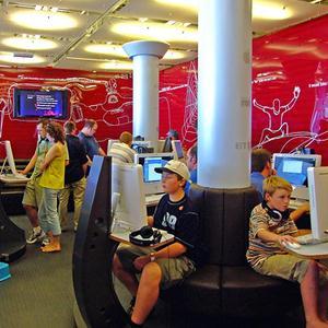 Интернет-кафе Пущино