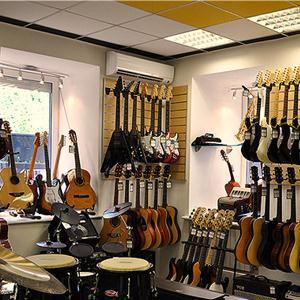 Музыкальные магазины Пущино