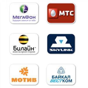 Операторы сотовой связи Пущино