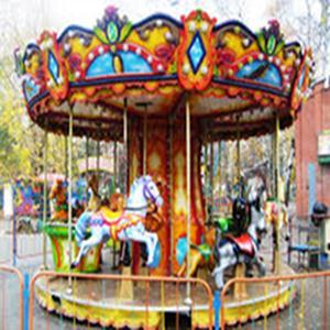 Парки культуры и отдыха Пущино