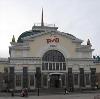 Железнодорожные вокзалы в Пущино