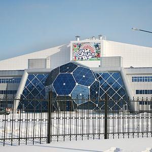 Спортивные комплексы Пущино