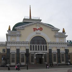 Железнодорожные вокзалы Пущино
